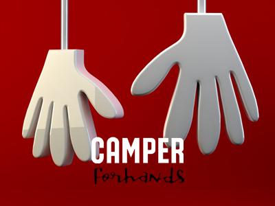 CAMPER FOR HANDS