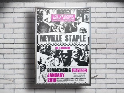 COVENTRY MUSIC MUSEUM POSTERS