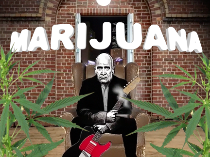 Wilko Johnson – Marijuana